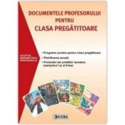 Documentele profesorului pentru clasa preg and 259 titoare 2015-2016