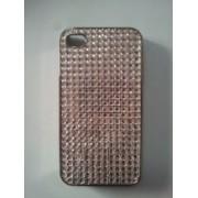 Дизайнерски гръб с камъни за Apple iPhone 4S №2