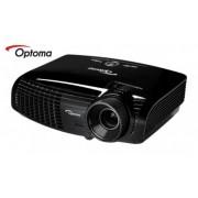 Projector, Optoma W402, DLP, 4500LM, WXGA, Full 3D (95.70801GC0E)