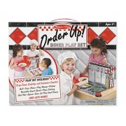 Order Up! Diner Play Set: Role Play - Sets
