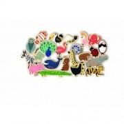 Joc magnetic cu animale - Multicolor
