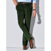 Brax Bundfalten-Cordhose Eurex by Brax grün Herren 27 grün