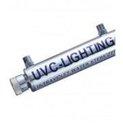 UV lámpa készlet 6W - beépíthető víztisztítókhoz