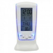 Set 2 produse - Ceas cu alarma si termometru digital DS-510 + Suport Universal de Birou Pentru Tablete sau Telefoane