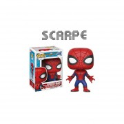 Funko Pop Spider Man De Spiderman Homecoming