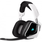 Corsair Void Elite RGB 7.1 Wireless Over-Ear Gaming Auriculares - Blanco A