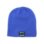 Capac bluetooth albastru - Ascultă muzică cu ușurință iarna.