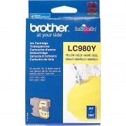 Brother Original Tintenpatrone LC980Y, yellow