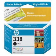 Cartridge HP No.338 C8765EE black, 11ml PS2710/8150/8450/8750/C3180/1510/1610