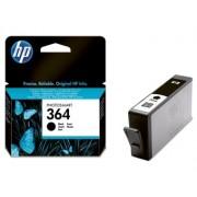 HP 364 Svart Bläckpatron CB316EE