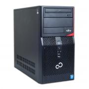 Fujitsu Esprimo P420 Intel Celeron G1840 2.80 GHz, 4 GB DDR 3, 500 GB HDD, DVD-RW, Tower, Windows 10 Home MAR