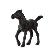 Bullyland Friesian Foal Action Figure