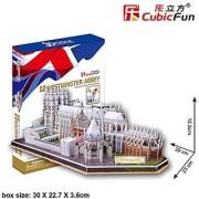 CubicFun CFMC121H Westminster's Abbey Puzzle