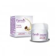 Crema Farmec Natural antirid cu Argan