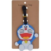 SN toy zone Luggage Tags( Pack of 2) Luggage Tag(Multicolor)