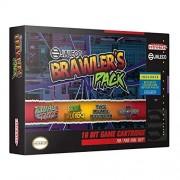 Retro-Bit Jaleco Brawler's Pack SNES Cartridge Super NES;