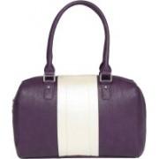 Starz Long Hand Held Purple And White Purple, White Hand-held Bag