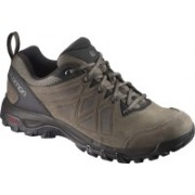 Salomon EVASION 2 LTR Leather Multifunction Hiking & Trekking Shoes For Men(Khaki)