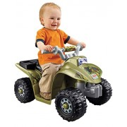 Fisher-Price Power Wheels Camo Lil Quad