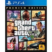 Grand Theft Auto V Premium Edition (GTA 5) PS4