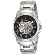 Fossil Grant Analog Black Dial Mens Watch - Me3103
