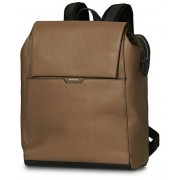 Paul Smith Leather Lux Backpack Taupe
