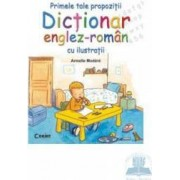 Dictionar englez-roman cu ilustratii - Armelle Modere
