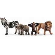 Set Schleich - Animale salbatice - Set de incepatori - SL42387
