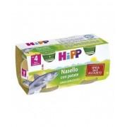 HIPP ITALIA SRL Hipp Biologico Omogeneizzato Nasello Con Patate 2x80g