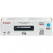 Canon 716C Original Toner Cartridge Cyan