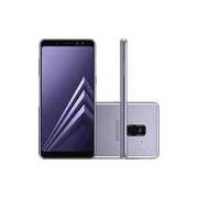 Smartphone Samsung Galaxy A8 Dual Chip Android 7.1 Tela 5.6 Octa-Core 2.2GHz 64GB 4G Câmera 16MP - Ametista