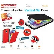Promate Filion S5 Bookcover Colour: Black, Retail