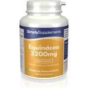 Simply Supplements Equinácea 3200mg - 360 Comprimidos