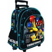 Ghiozdan Troler Transformers MJ0411