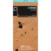 Wandelkaart 328 Chios - Hios | Terrain maps
