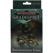 Warhammer Underworlds - Shadespire Eisenschädels Jungz