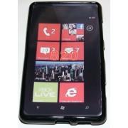 Силиконов гръб ТПУ за Nokia Lumia 820 Черен