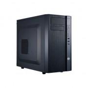 Carcasa Cooler Master N200, micro ATX, fara sursa, Negru