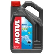 MOTUL Inboard Tech 4T 15W50 2 litri