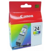 Cartridge Canon BCI-24 color, S-200/S-300/I-320/Pixma 1000/1500/2000, 120str.