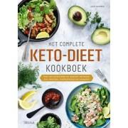 Deltas Het complete keto dieet kookboek boek