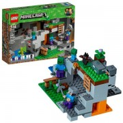 Lego Minecraft Zombiegrottan 21141