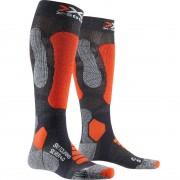 X-Bionic X-Socks Men SKI TOURING SILVER 4.0 orange