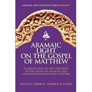 Aramaic Light on the Gospel of Matthew, Paperback/Rocco a. Errico