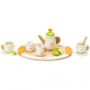 Hape-Wooden Tea Set for Two