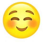 Mouse Pad Emoji Feliz Emoticon