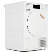 Miele T1 - ChromeEdition TCE520WP White Condenser Dryer with Heat Pump Technology