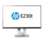 HP Monitor HP EliteDisplay E230t (23'' - Full HD - LED IPS)