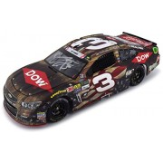 Lionel Racing Autographed Austin Dillon 2017 Coca-Cola 600 Charlotte First Cup Series Win Raced Version NASCAR Diecast 1:24 Scale