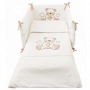 Pali Spa Zoom - Kit De Cuna Con 3 Piezas Color Blanco